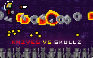 Knives vs. Skullz